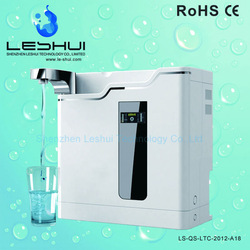 Home Use Malaysia Family Counter Top RO Water Purifier Dispenser Treatment System