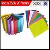 promotional eva foam sheet/solar eva sheet foam manufacturer