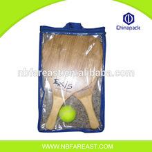 Colourful best sale high quality 2014 popular newest wood beach tennis racket