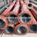 Sichuan gaodete résistant à l'usure en acier tuyau en plastique