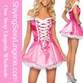 de alta calidad al por mayor de la princesa encantadora belle uniformes de porristas