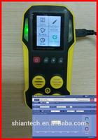 Data logger, Gas Detection, Infrared Sensor Portable Gas Detector for CO2, CH4, CO, O2