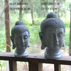 Wholesale religious hand carved stone buddha head statue