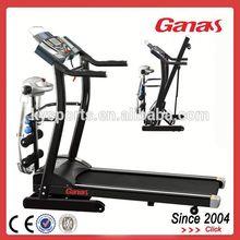 Multifunction ganas home use body perfect treadmill
