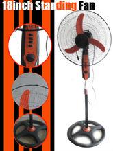 18inch industrial pedestal stand fan