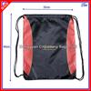 Custom Strong Cloth Drawstring Backpack Bag