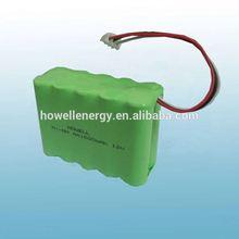 12v emergency light power/ 12v emergency light battery/ ni-mh emergency lighting battery pack