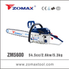 Petrol/gas power type and CE certification steel chainsaw
