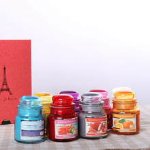 Mini scented candle making supplies with low price luminara candle wholesale