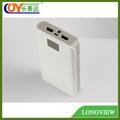 Hot venda de energia banco 11000 mah, carregador portátil para o telefone móvel