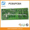 Prototipo conjunto de la placa de circuito impreso placa de circuito amplificador de audio
