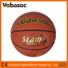 Taiwan Leather PU Basketball Size 7 / Offical Size PU Basketball
