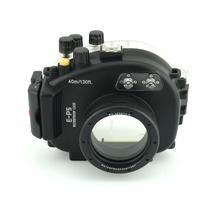Meikon Compact camera waterproof case for Olympus EP5,40M waterproof diving camera case