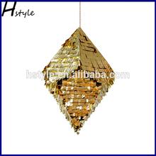 Diamante piñata diseños para decoración de la boda SD071