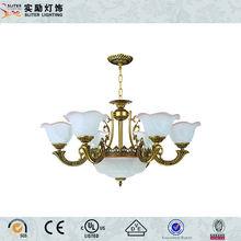 2014 Guzhen Lighting Professional Luxuriant Design chandelier christmas decoration