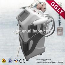 Beauty machine vertical Elight +RF+ND: yag laser machine
