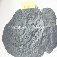 Black silicon carbide polishing powder F600