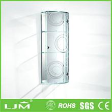 Luxury interior wardrobe china manufacturer sliding door aluminium profiles