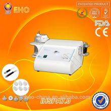 (eho/factory) IHSPA7.0 skin whitening face polish/ diamond dermabrasion machine 5 in 1