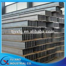 all sizes steel h beam GB JIS standard h section steel
