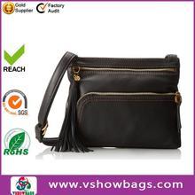 made in China canvas cross body bags women fashion handbag 2014