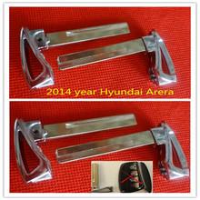 Tongda New OEM Remote Smart Key Keyless Entry Fob Prox W/ Uncut Blade Blank For 2014 year Hyundai