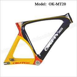 China track bicycle frame carbon frames track