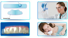 whitestrip dental whitening strips in teeth whitening