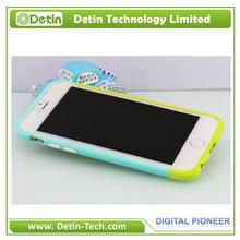 Creative 2 color TPU bumper case for LG G4 smart phone