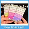 2014 new glitter diamond case for iPhone 6 plastic diamond cover