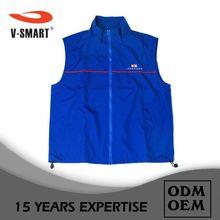 Wholesale Price Newest Customized Logo Rabbit Vest