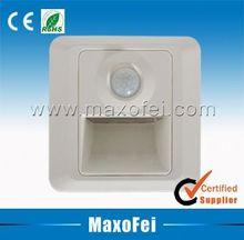 in silver led sensor light