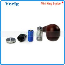 madeira manual cigarro eletrônico e tubulação kit com 510xl atomizador e uma ponta de gotejamento