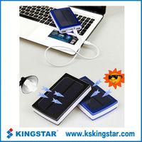 external battery charger power bank solar