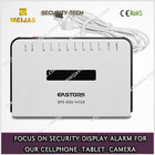 8 port anti-theft Mobile phone retail security devices