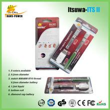 China atacado de alta qualidade ITS 2 starter kit cigarro eletrônico