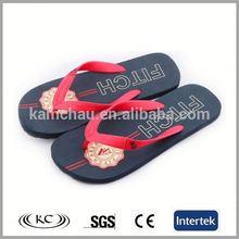 china stylish high quality personalized leisure ladies leather chappal