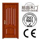 Cheap interior pvc doors design for toilet design