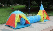 Kids play Adventure Tent Set Outdoor Adventure Play Tent