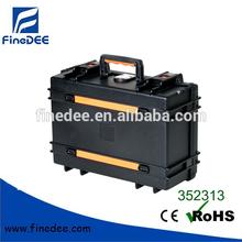 352313 hard waterproof Hard Plastic Equipment Case Lightweight
