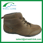 Men leather casual shoes for European market