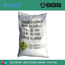 Sodium Chlorate 99.5% ,NaClO3, 7775-09-9, crystal