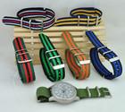 Hotsale fashion nato interchangeable strap watch