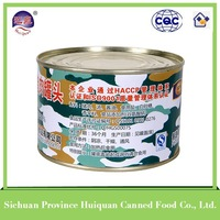 alibaba china supplier canned mexican food