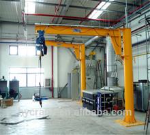 jib crane for sale, 5 ton 360 degree rotating jib crane