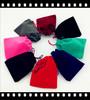 wholesale velvet gift bag/velvet bag/custom velvet jewelry bag