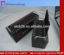 multi sim card modem pool 4/ 8/ 16/ 32 /64 port Wavecom gsm modem