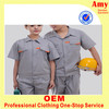 High quality cotton working coverall