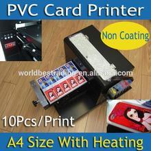 Factory Supply Best Quality Best Price-10PCS/Printing CHEAP Plastic PVC ID Card Printer Smart Card Printer Visiting Card Printer