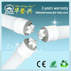 120lm/w 5 years warranty with factory price made in China eco solutions led tube t8 smd 2835 1200mm daylight t8 led tubes
